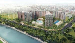 Condos In Punggol & Sengkang - Riverfront Residences