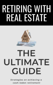 Retiring with Real Estate (Cover)