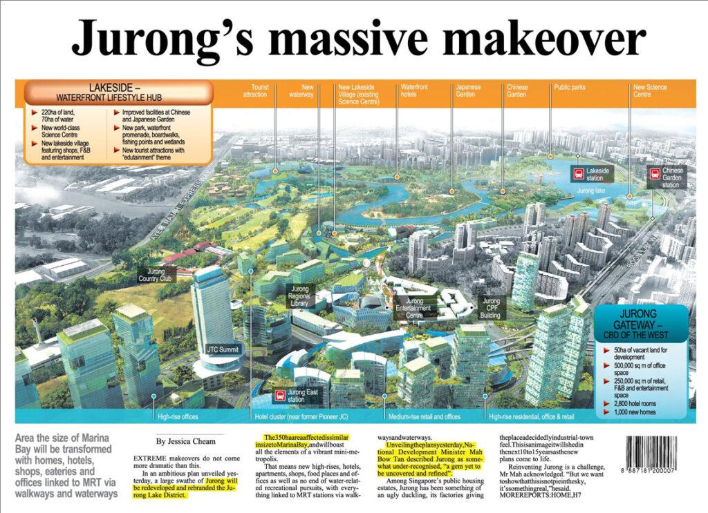 Jurong East Transformation (2008)
