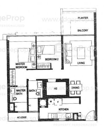 The Minton Floor Plan